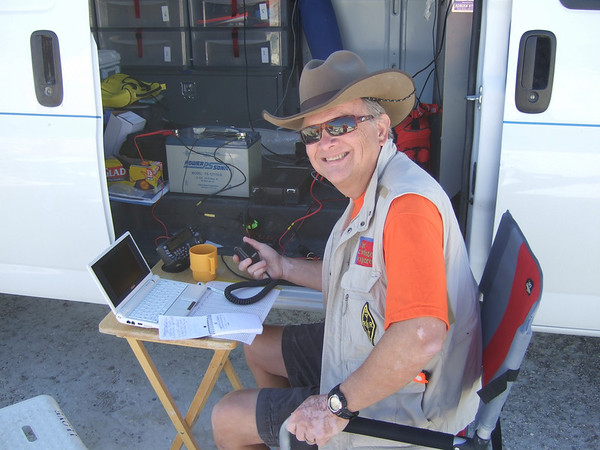 Operating mobile in Death Valley